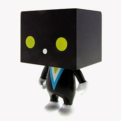 SIS To-Fu Head 2-Inch KIDROBOT exclusive