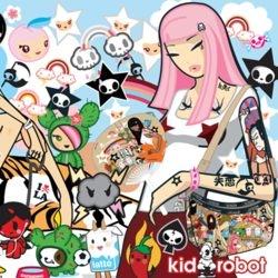 Simone Legno of tokidoki will be at KidRobot LA on July 13th (via fabulist)