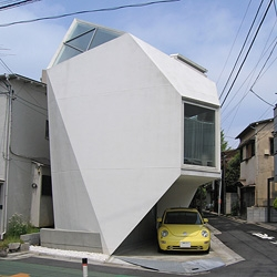A collection of images of interesting houses in Tokyo at Flickr