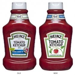 New Heinz label in 2009