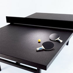 Beautiful Tom Burr Table-Tennis Table. Limited edition of 10 tables.