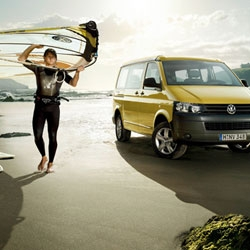 Tom Menneman's latest work for Volkswagen featuring legendary windsurfer Bjorn Dunkerbeck, shot on the northern coast of Spain. Check out more of his work!