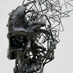 Eerie sculptures from Tomohiro Inaba.