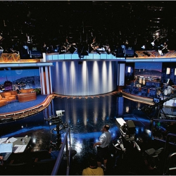 A first look at Conan O'Brien's new set for The Tonight Show