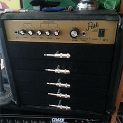 Tool Cabinets made out of Amps!