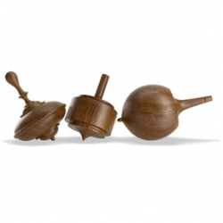 Beautiful Herman Miller Walnut Top Set