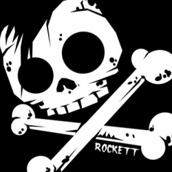 Interesting shirts and stuff. Ride the Rockett!