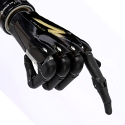 'i-LIMB Pulse' is Touch Bionics' toughest prosthetic device yet due to its aluminum chassis, knuckles and dislocators capable of supporting a load of up to 90kg.
