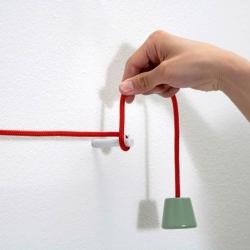 Towel Hanger by Hiroomi Tahara.