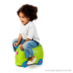 Trunki - luggage that children can pack, sit on and ride for under $50.