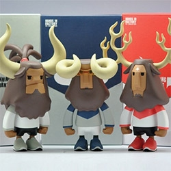 Hands in Factory launches a 500 piece limited edition Baby Horns x3!