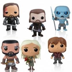 Game of Thrones Pop! figurines