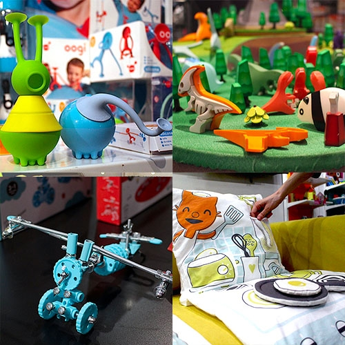 "Core77 ""On the Floor with Core: Toy Designs You Should Know About from Toy Fair 2018"" - a fun peek into some of the best parts of the NY Toy Fair!"