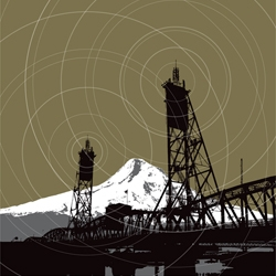 PDX in the music city series prints Transmission.