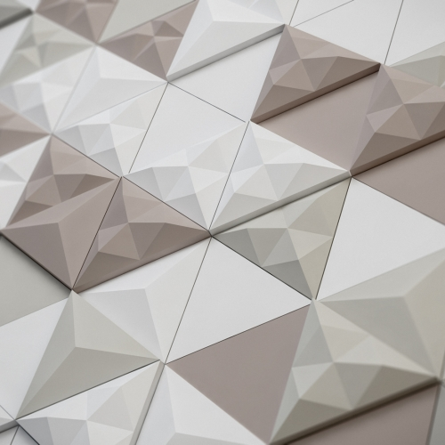 KAZA Concrete has partnered with Next Ship to create Tre; a new modular concrete tile series that gives interior designers and architects an infinite range of creative surface design possibilities.