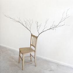 Tree of Chair, interesting piece from Kado Bunpei.