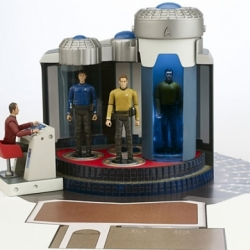 first look at the new line of Star Trek toys from Playmates!