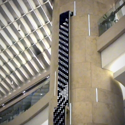 Video of Troika's installation at ION Orchard in Singapore.