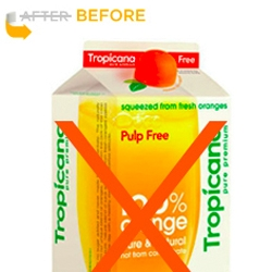 PepsiCo caved into consumer pressure and is reverting back to their earlier Tropicana design. The 'hated' new branding sparked much conversation in the design community. But should designers have thought more carefully about what they wished for?