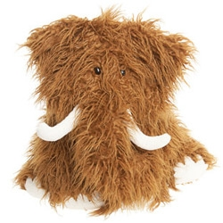 Jellycat's Truffle Series Wooly Mammoth is the most adorable thing ever. AND it doubles as both stuffed animal and unfolds to lays flat, making a comfortable pony rug.