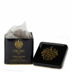 The Trump Organization and Talbott Teas have launched Trump Tea, a premium line of teas bearing the Trump logo.