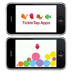 Adorably designed educational iPhone games for preschoolers. I dare moms to resist!