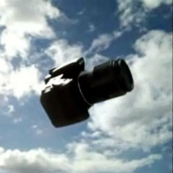 beautiful... tumble cyber-shot... the new sony's commercial for HD products...