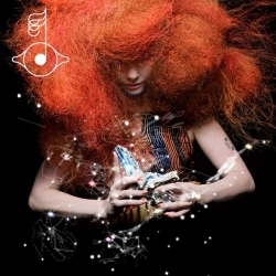 Björk released a free iOS app that features tracks from her upcoming album.