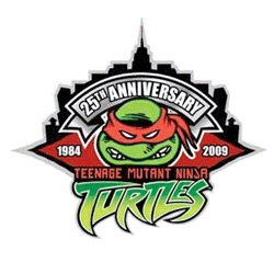 Can you believe the Teenage Mutant Ninja Turtles are turning 25 years old next year?