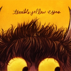 'Terrible Yellow Eyes' : a growing online collection of artworks as a tribute to 'Where the wild things are', an initiative by Cory Godbey.