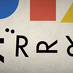 Type:Rider narrates the history of typography in an adventure and puzzle game for iOS and Android & explores the anatomy of the letters in an interactive installation.