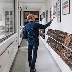 "Vitra's ""The Beautiful Universe of a Typomaniac"" Interview with Erik Spiekermann"
