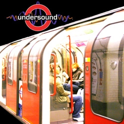 undersound is a new type of experience, an interface that is on your mobile phone and in the underground stations you pass through every day. It is part personal, part public and all about the tube.