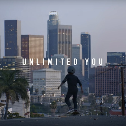 Nike Unlimited Ads - a fantastic pick me up that will suck you in and inspire you to go DO something. Beautifully shot, and the narrator will surprise you...