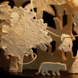 Beautiful public service announcement on the value of nature, with help from hundreds of tiny paper cutouts, 'little things' for TEEB by Lawrence Chen was the Mofilm Grand Prize winner at the 2010 Rome Film Festival.