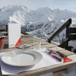 The Untitled Project, a new pop-up restaurant in Mont Blanc
