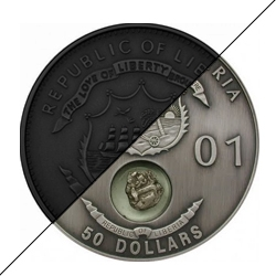 Unusual coins from different countries. Nice graphic/visual inspiration.