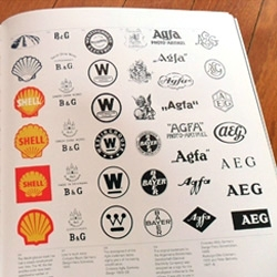 Marks of Excellence is a book by Per Mollerup wich deals with the evolution of logo design from 5000 years ago to our days. An amazing travel through history.
