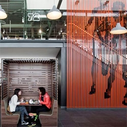 Nike EMEA Headquarters commissioned UXUS to be part of the team to re-design their corporate canteen.