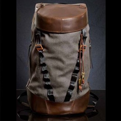 Finally the Vael project range is avaliable to buy online. Their shoes are clever, but their rucksack is what really does it for me.