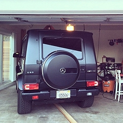 Our week of adventures with the iconic Merceded-Benz G-Wagen. From exploring Malibu to hiding the Mercedes-AMG G63 from the rain in the NOTlabs workshop, from a peek at the diamond stitching to the basketball hoop like cup holder.