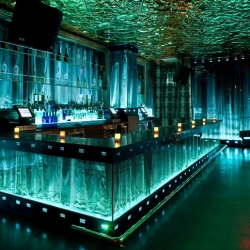 A nightclub with antique mirrors, marble bars, honeycombed walls, opulent restrooms and a 20,000 lit crystal chandelier? It's Vanity at Hard Rock Hotel, Las Vegas.