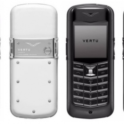 Vertu goes back to basics with their Pure collection.