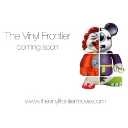 The Vinyl Frontier Movie - A  film exploring the world of vinyl toys. Featuring  : Attaboy, Tim Biskup, Luke Chueh, Dalek, Thomas Han, Frank Kozik, Tara Mcpherson, Sket One, and many more...