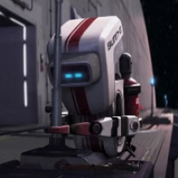 Amazing Pixar short film about a robot called Burn-E based on the movie Wall-E.