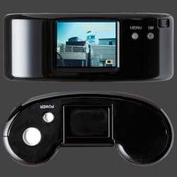 Intrigued by the harinezumi ~ a toy digital camera that shoots video! check out the test videos...