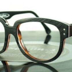 Vinylize upcycles old vinyl records into some really amazing and unique eyewear. Not just for music lovers.