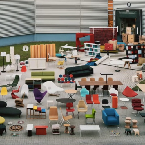 A Film About Vitra! What designer doesn't dream of becoming part of the Vitra family? Lovely film looking at the past, present, and future of Vitra!