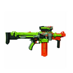 The latest from nerf, the Nerf Vortex Nitron.