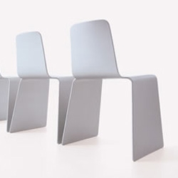 more shockingly elegant and simple chairs.  these are from futureproof.